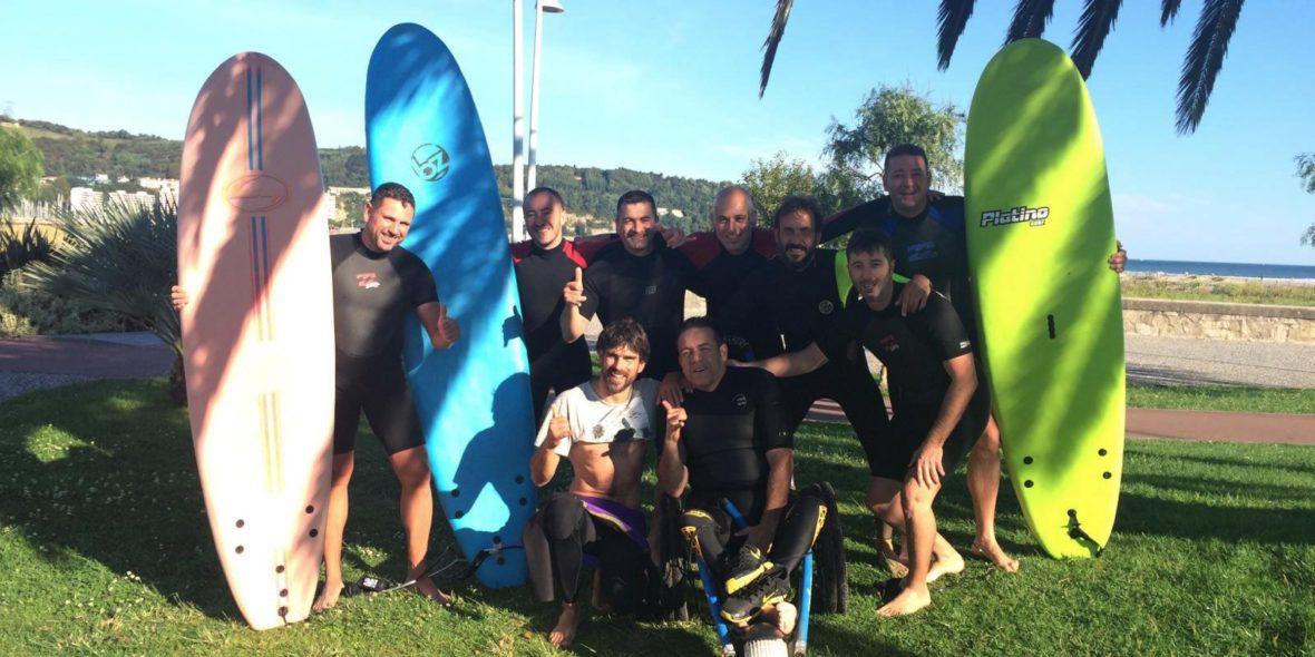 Adaptive Surf Activity