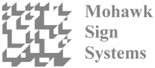 Distributor of Mohawk Sign Systems Products:
