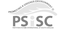 Distributor of Partition Systems International South Carolina (PSISC) Products