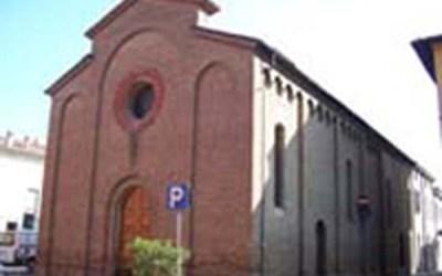 AUDITORIUM Maria's Nativity Church