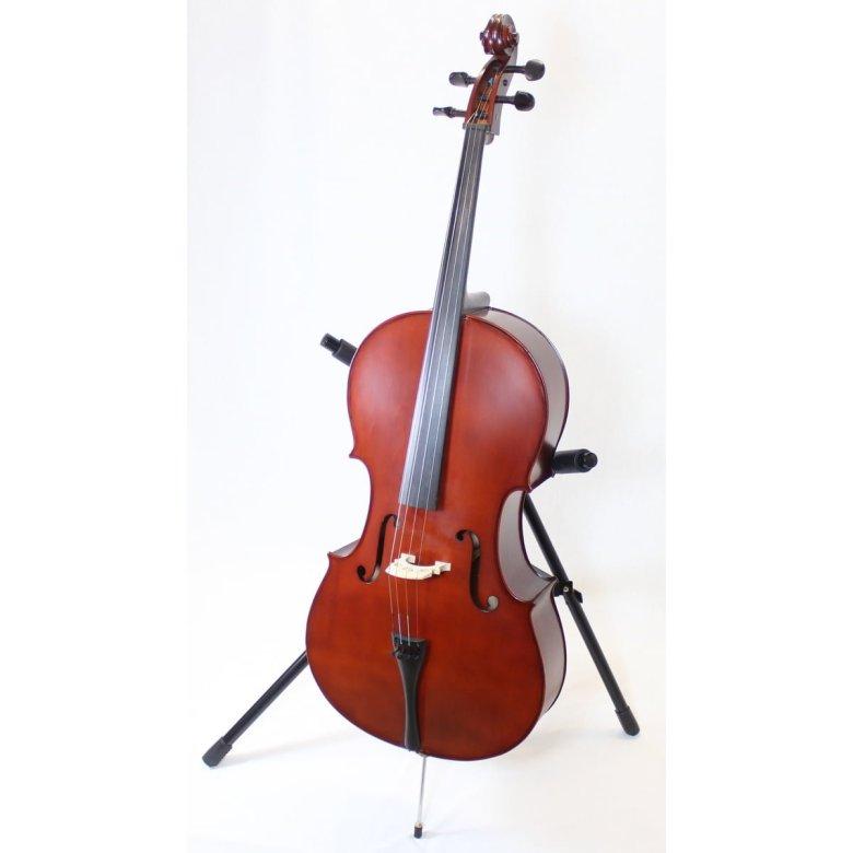 4/4 size used primavera 100 cello - bass bags