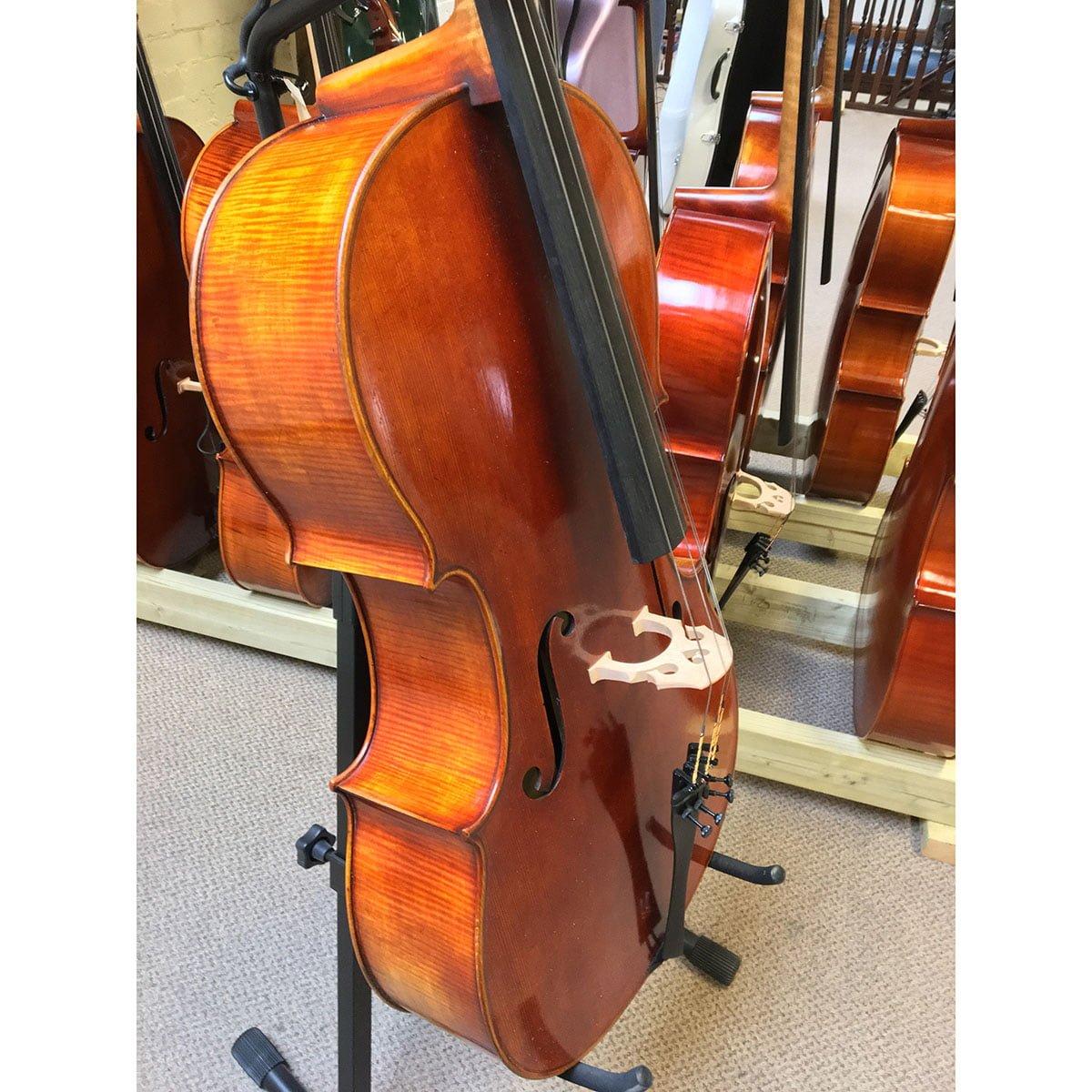 Jay Haide Vuillaume Cello Bass Bags