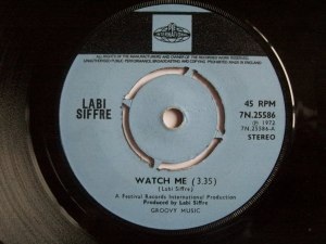 "Labi Siffre ""Watch Me"""