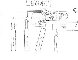 The G&L Discussion Page • View topic  Legacy PTB bass