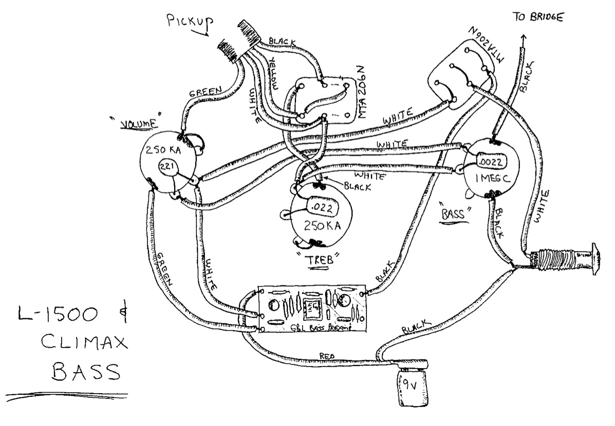 Wiring Schematic For Stratocaster