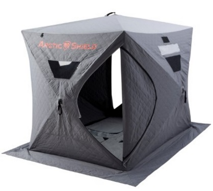 Best ice fishing shanty with a floor
