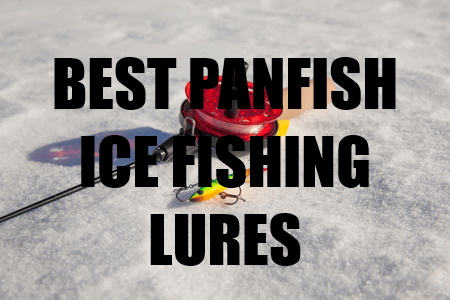 best ice fishing lures for panfish