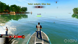 Bass Fishing Games   Free Fishing Games and Downloads For PC Rapala Pro Bass Fishing