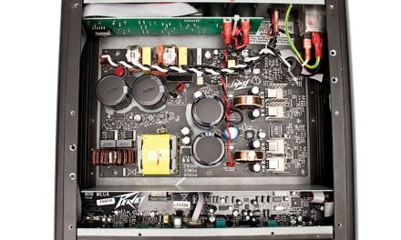 AMP Lab – Peavey MiniMEGA
