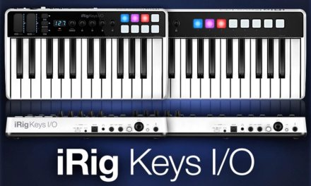IK Multimedia releases iRig Keys I/O 25 & 49 controllers with 96kHz/24bit audio interface