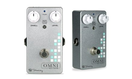 Keeley Electronics Announces the Omni Reverb