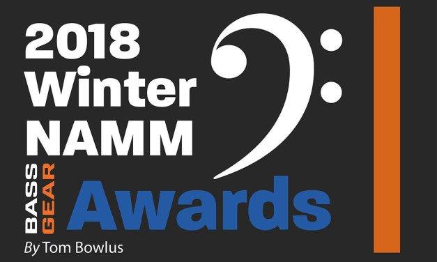 2018 Winter NAMM Show Awards
