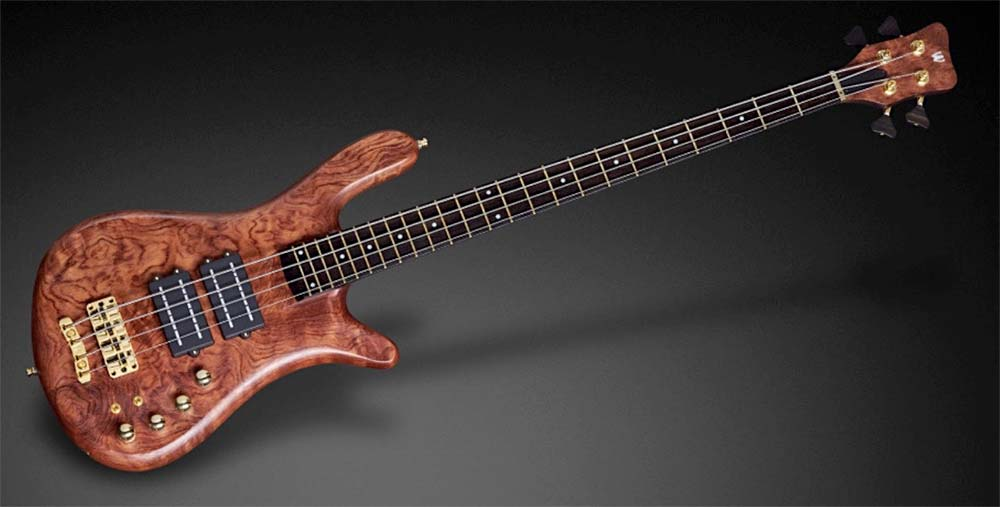 Warwick Press Release – MAKING OF a Streamer Stage II 17-3377 – for Justin Chancellor (TOOL)