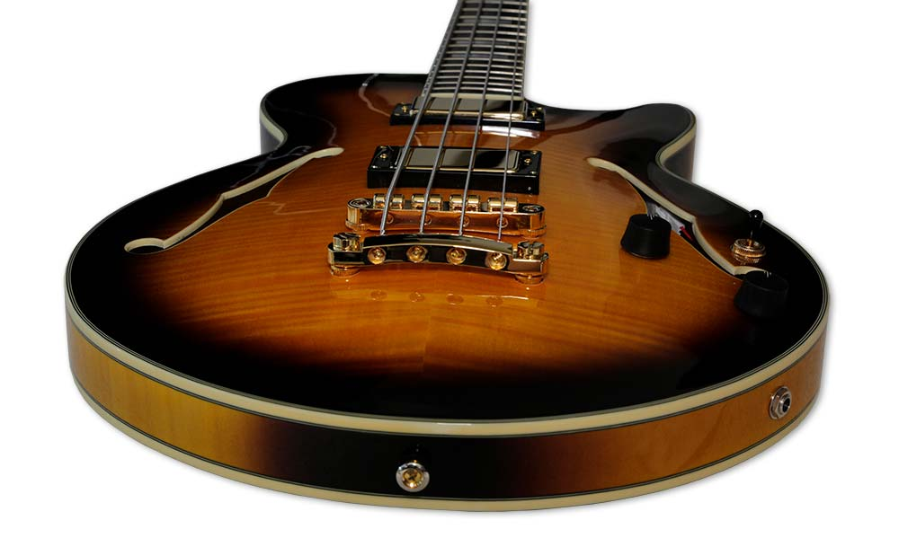 """D'Angelico Standard Series EX-Bass – """"The Return of a Legend"""""""