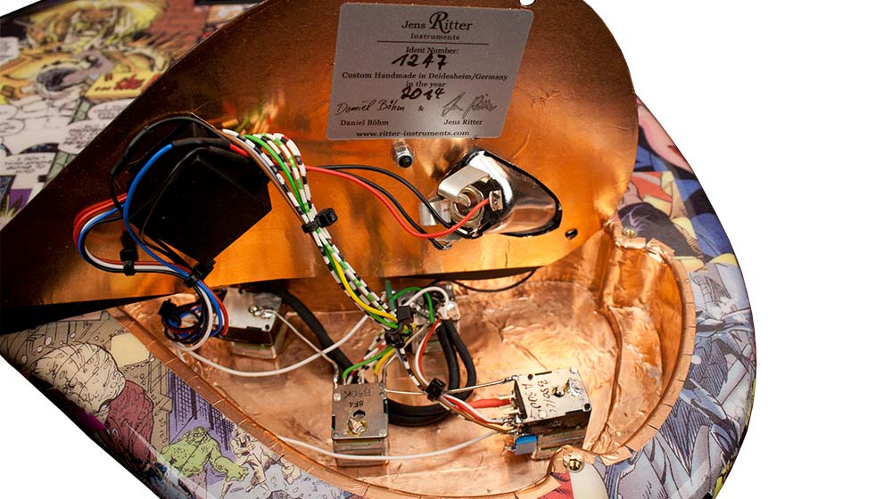 Bass Lab – Ritter Instrument R8 Concept