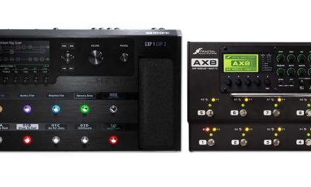 "Fractal Audio Systems AX8 and Line 6 Helix – ""A Model Comparison"""