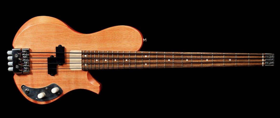 ISLAND Instruments Traveller Bass
