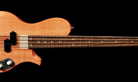 ISLAND Instruments Traveller Bass