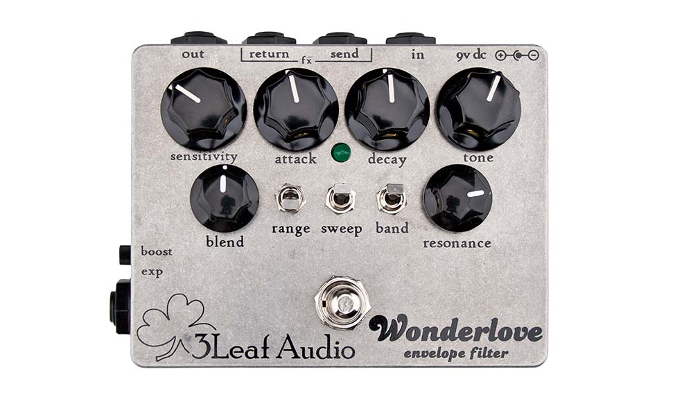 Quick Look – 3Leaf Audio Wonderlove and You're Doom Pedals