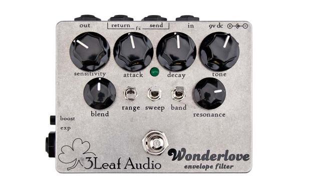 Quick Look – 3Leaf Audio Wonderlove and You're Doom Pedals