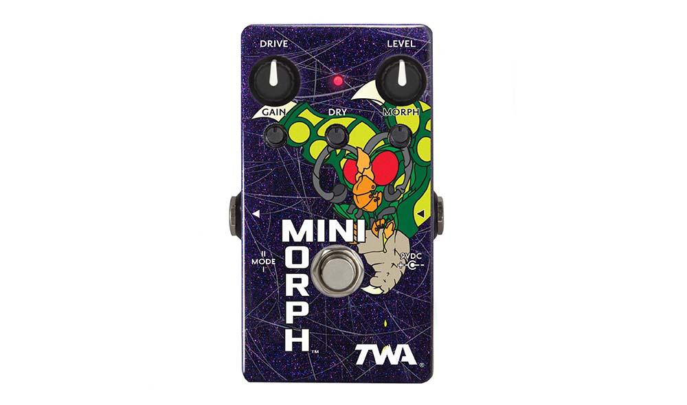 TWA® releases MM-01 MiniMorph™ Dynamic Waveshaper