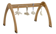 activity gym cariboo classic bassinet