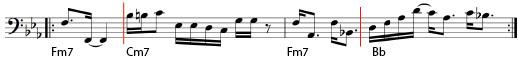 06 Linee di basso 5-4