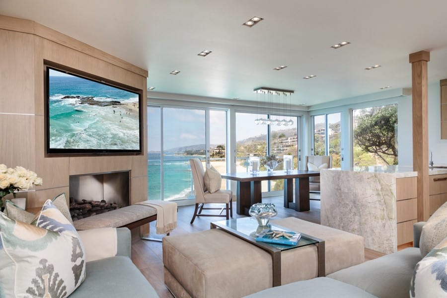 Barclay Butera Coastal Chic Interior Design Beach Home