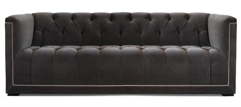 The Ultra Tailored, Fully Upholstered Piece Is Hand Crafted With A Hardwood  Frame, Glued, Corner Blocked ...