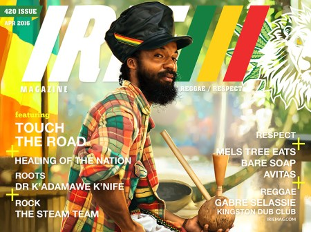 Irie Mag #03.04 Featuring Tóke - Frizzle