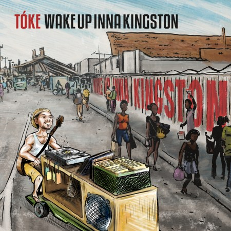 Wake Up Inna Kingston Cover Artwork