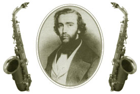Adolphe Joseph Sax