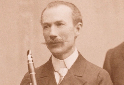 Manuel Gómez. The famous clarinettist