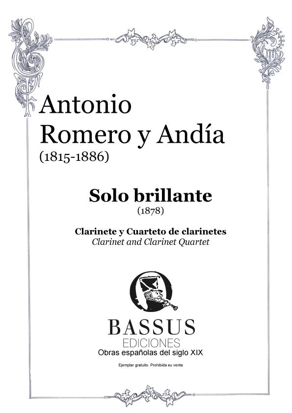 romero_solo_brillante_cuarteto_portada