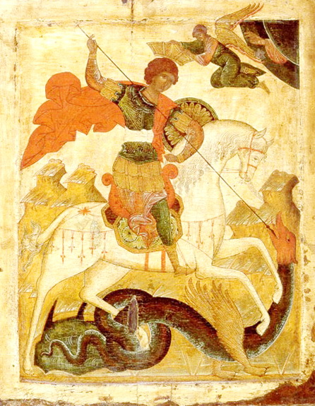 Razlika izmedju Pravoslavne i Katoličke vere i Crkve - istorija raskola Sveti Georgije Pobedonosac ubija aždaju