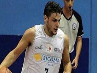 Sicoma travolge Bastia all'esordio, in Basket Serie C Umbria