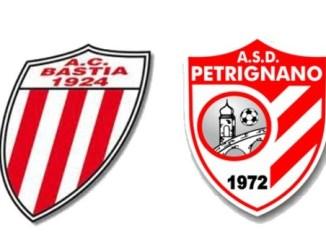 Bastia-Petrignano si gioca domenica pomeriggio