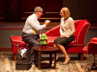 Vito e Claudia Penoni al teatro Esperia, al via il novo cartellone