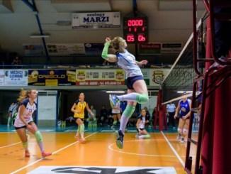 La School Volley Bastia si arrende a Castelbellino