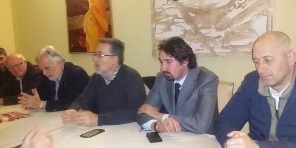 Conferenza stampa ACD Bastia 1929 la villa (1)