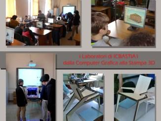 Bastia, la computer grafica 3D alla scuola dell'obbligo