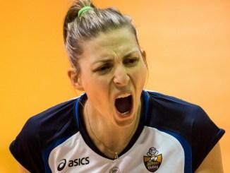 School Volley Bastia, l'infinita Cruciani si racconta
