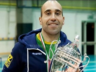 Coach Gobbini, School Volley Bastia, squadra giovane e progetto serio