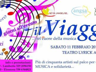 Angsa Umbria Onlus e Il Giunco, cinquanta artisti per loro al Lyrick di Assisi