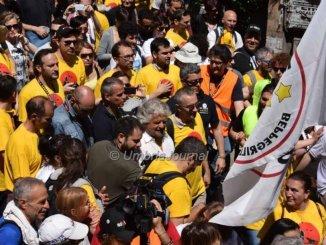 Marcia reddito di Cittadinanza Perugia Assisi, le disposizioni del traffico