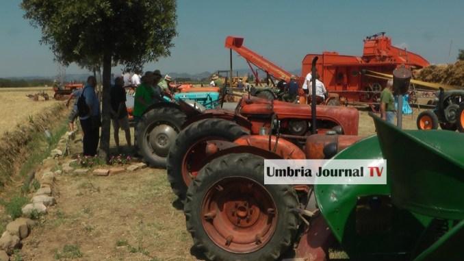 Grande divertimento a Bastia Umbra sabato e domenica per trattori in festa