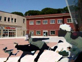 Corsetta in Stile Naruto al Giontella per la lotta contro l'autismo