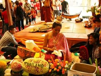 Festival dell'oriente a Umbria Fiere Giappone Cina Thailandia Tibet