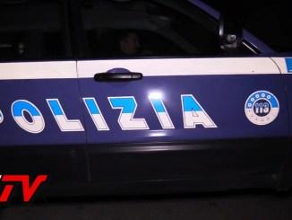 Controlli della polizia nei locali e vicoli dei centro di Bastia Umbra
