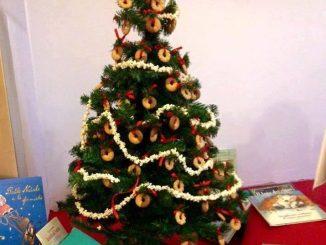 Natale in Biblioteca, iniziative nella sede di Viale Umbria